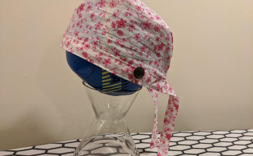 Scrub cap/surgical cap easy pattern